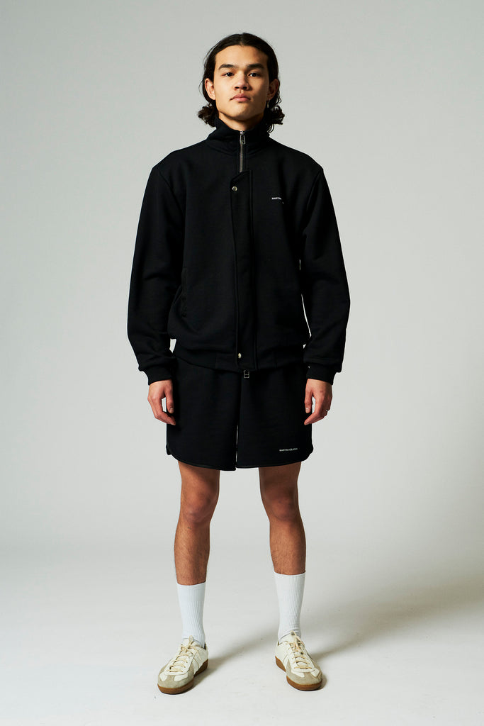 Cameron Sweat Bomber / Black