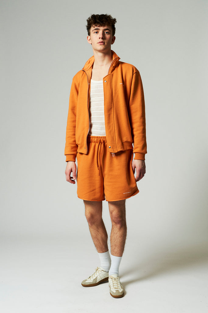 Cameron Sweat Bomber / Golden Ochre