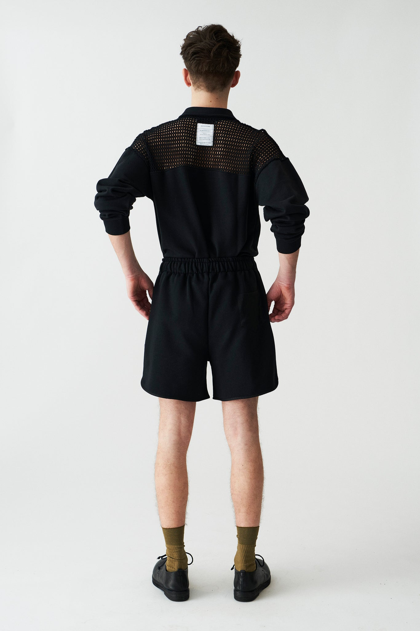 Cameron Shorts / Black