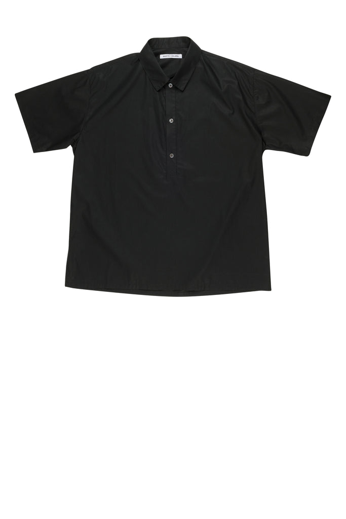 Greenleaf Shirt / Black