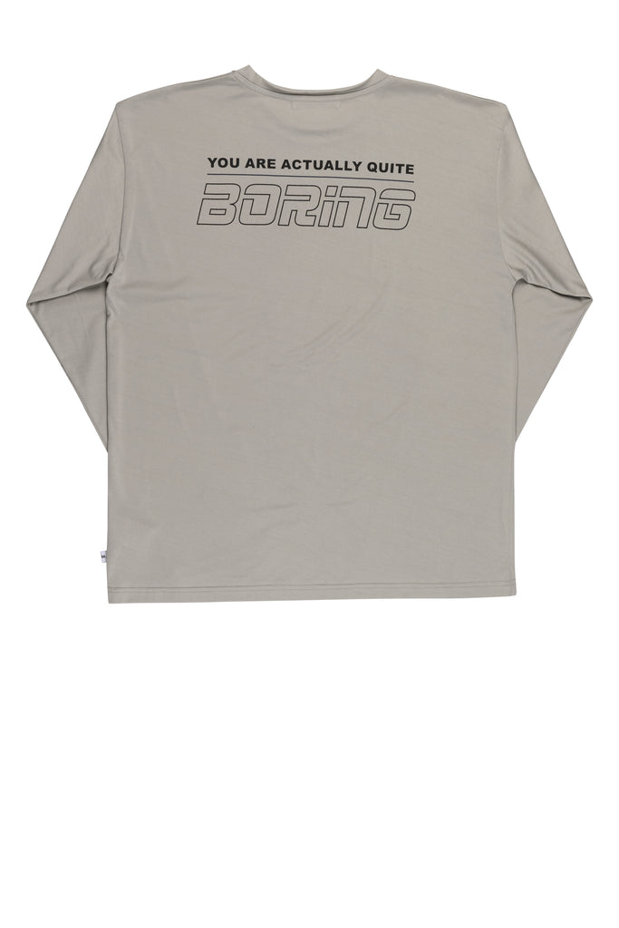 Greg Long Sleeve / Stone