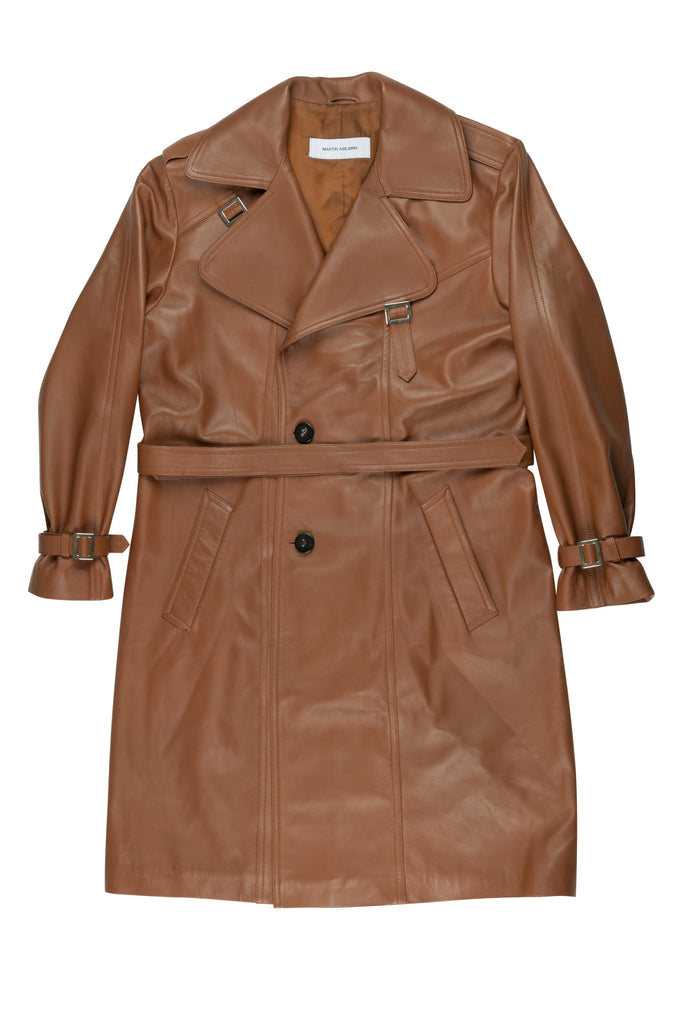 Greg Trenchcoat / Brown