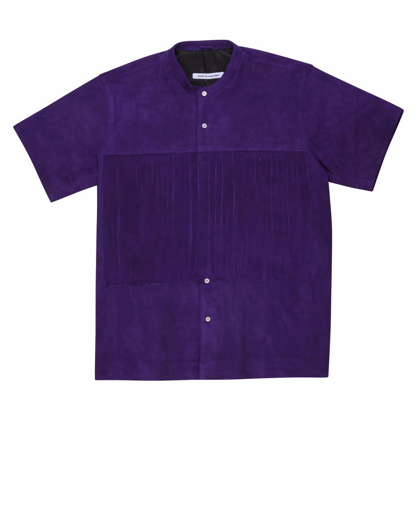 Luke Shirt / Purple