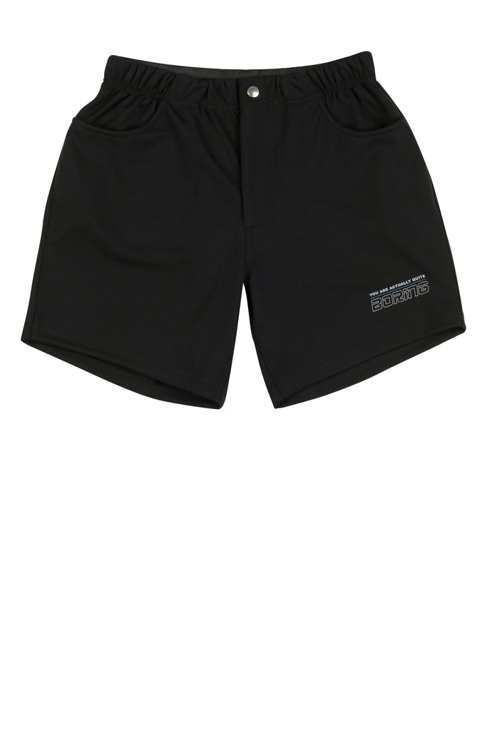 Tennis Shorts / Black