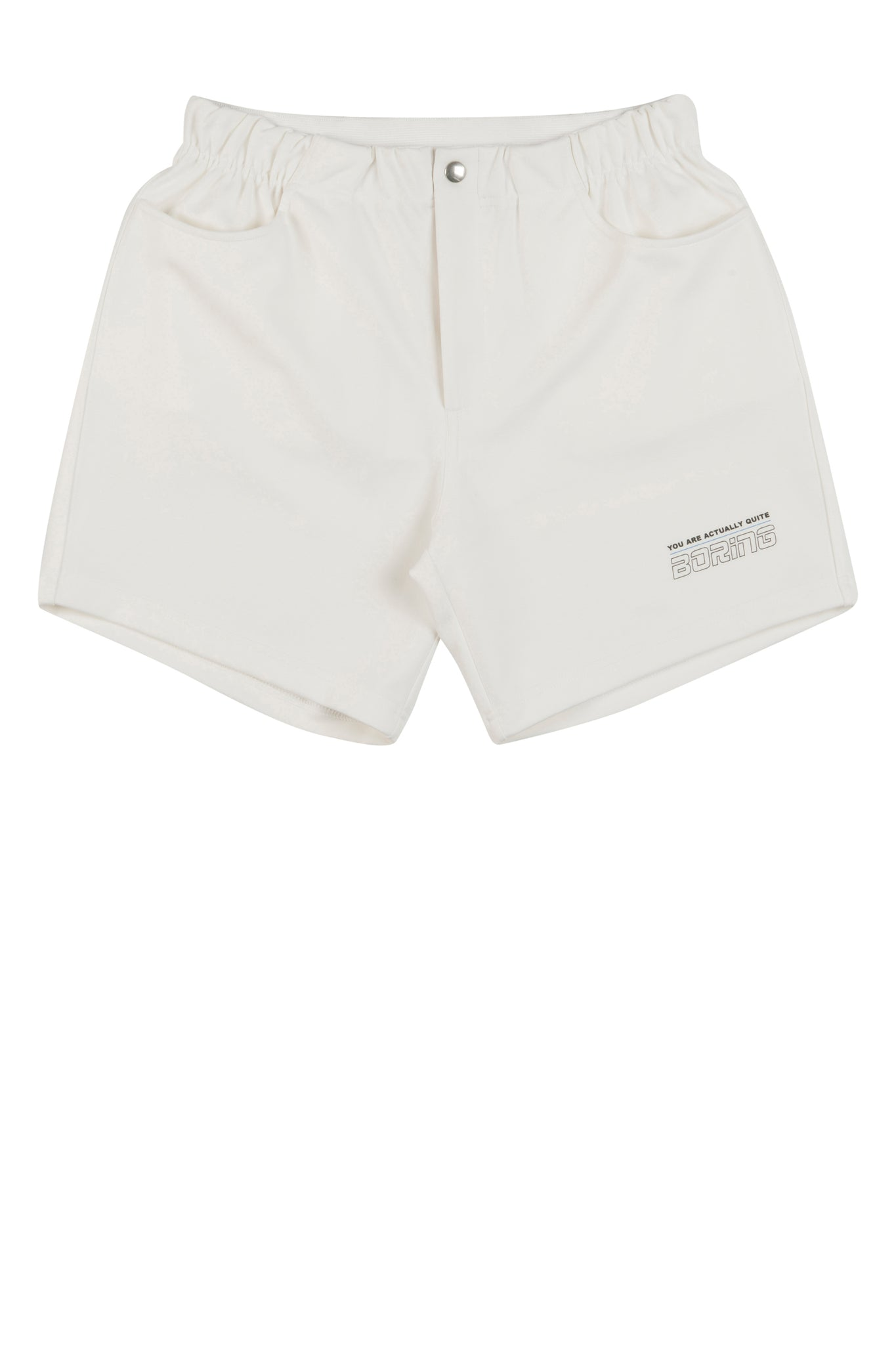 Tennis Shorts / White