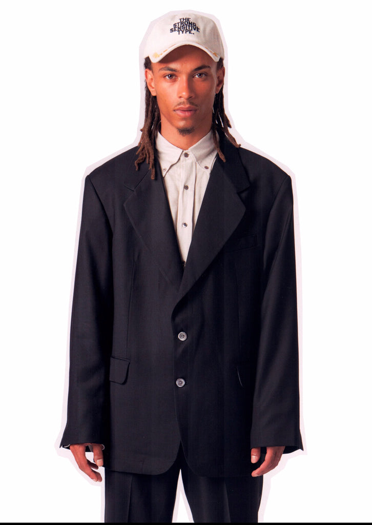 Greenleaf Blazer / Black