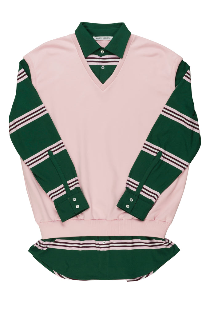 Richie Shirt Sweat / Pink