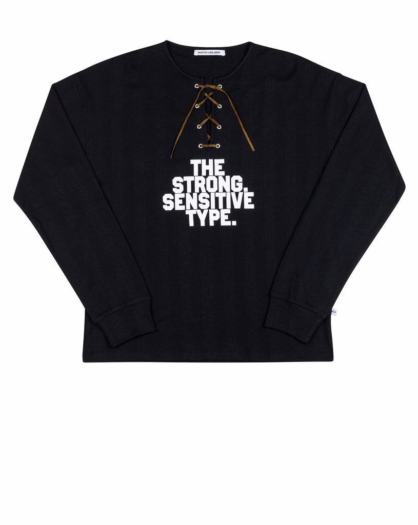 Shane long sleeve / Black