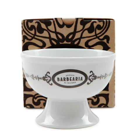 Barber shaving bowl