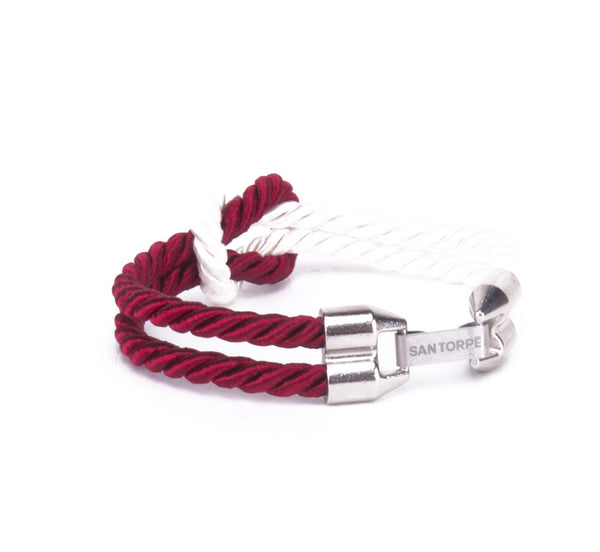 Breeze Rope | Viracocha White/Antique Ruby