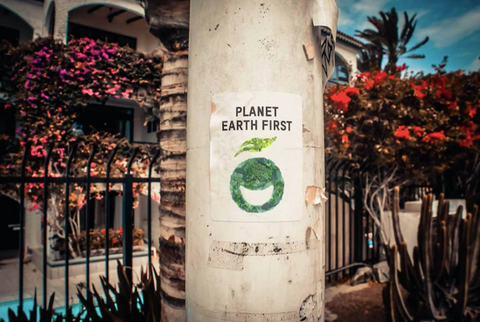 Poster of planet