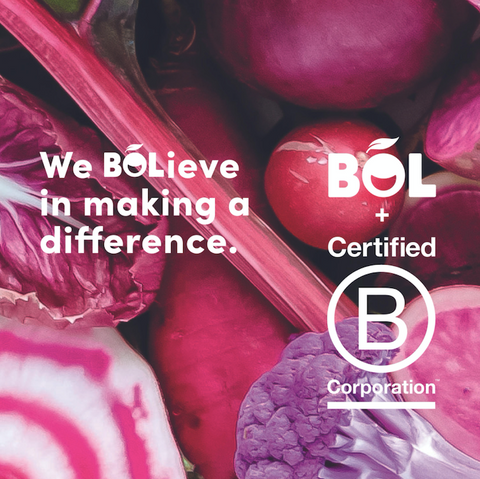 Bol Foods is now a B Corp