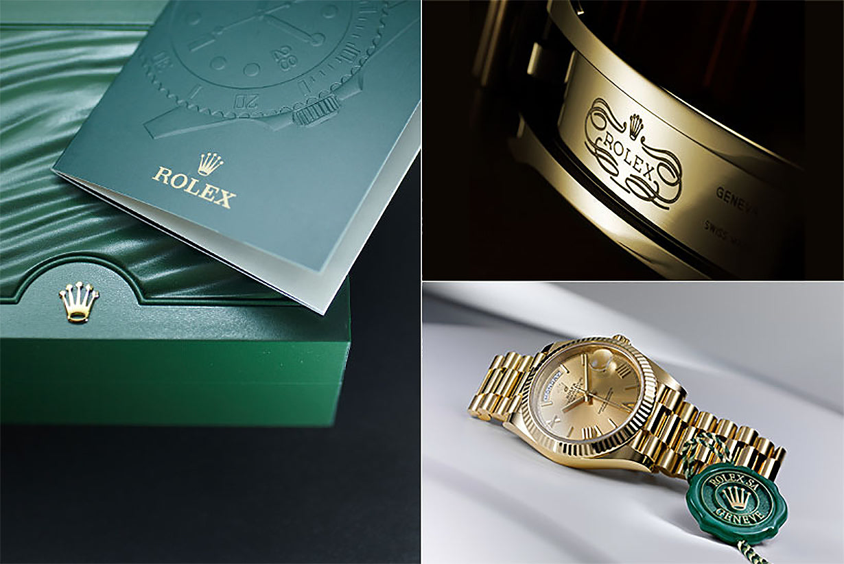 Experience Rolex