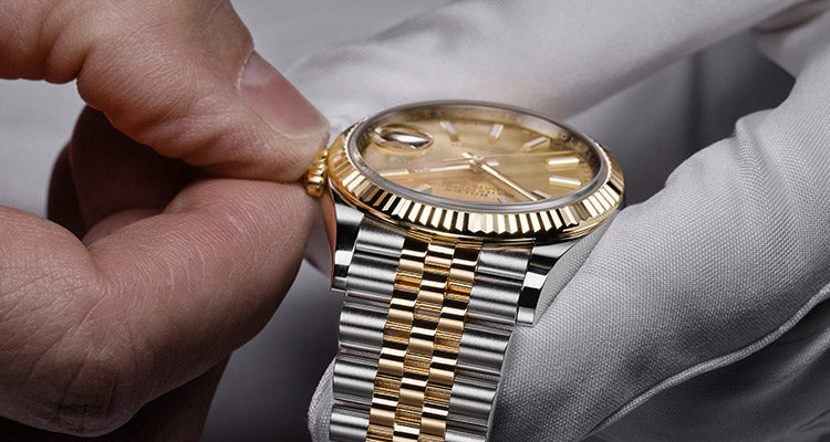 Servicing Your Rolex Cover