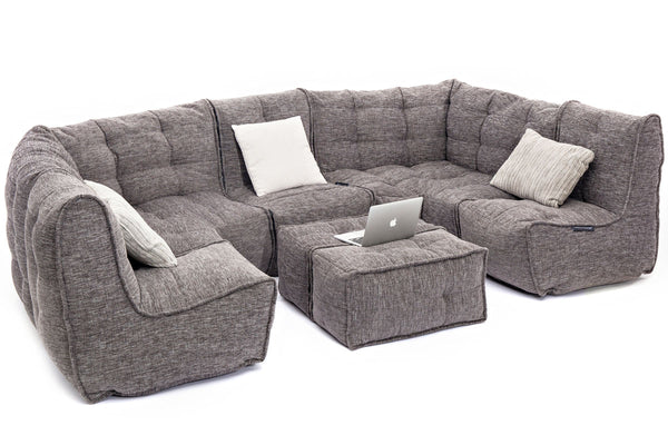 Modular Sofa Bean Bags (Indoor)