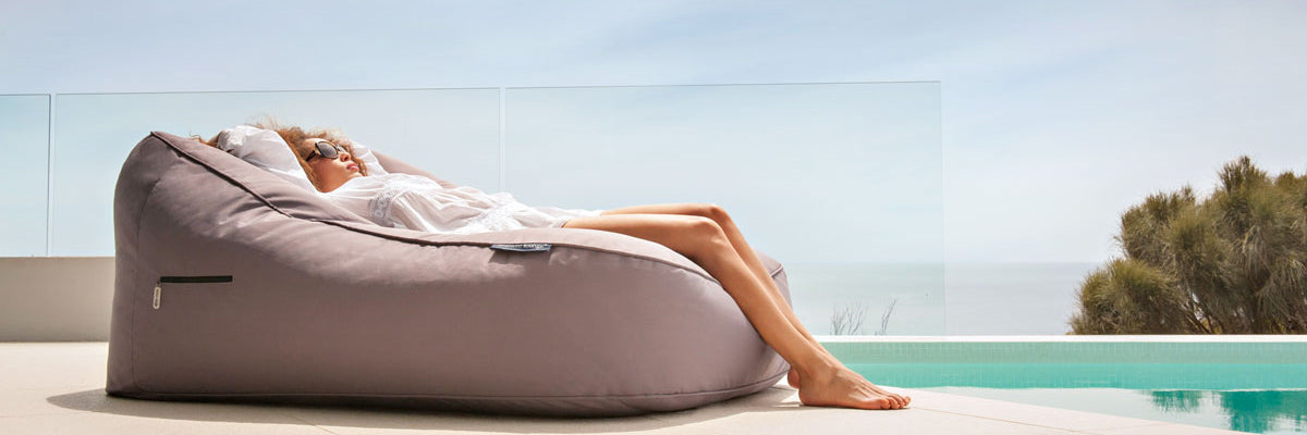 Satellite Twin Sofa Bean Bags (In/Outdoor)