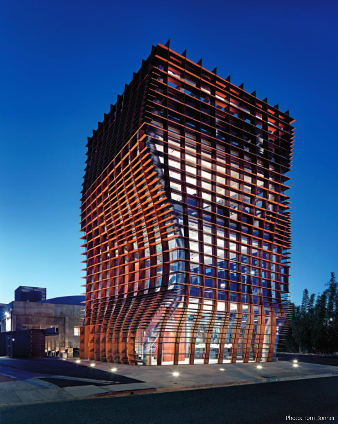 Vespertine Restaurant Tower