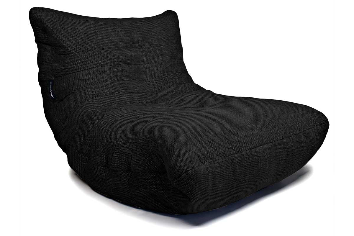 Black Bean Bag Chair Acoustic Sofa Bean Bag Singapore
