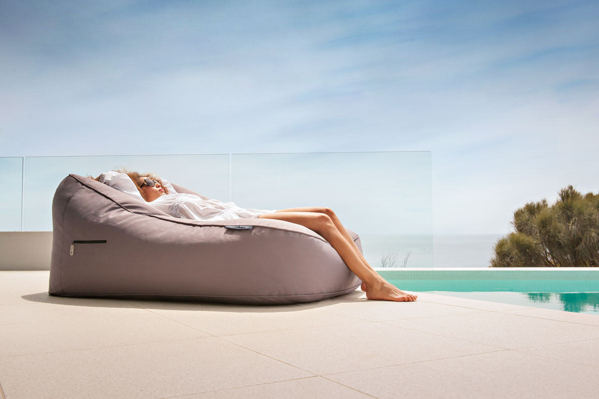 Bean Bag Couch Outdoor | Court Appointed Receiver