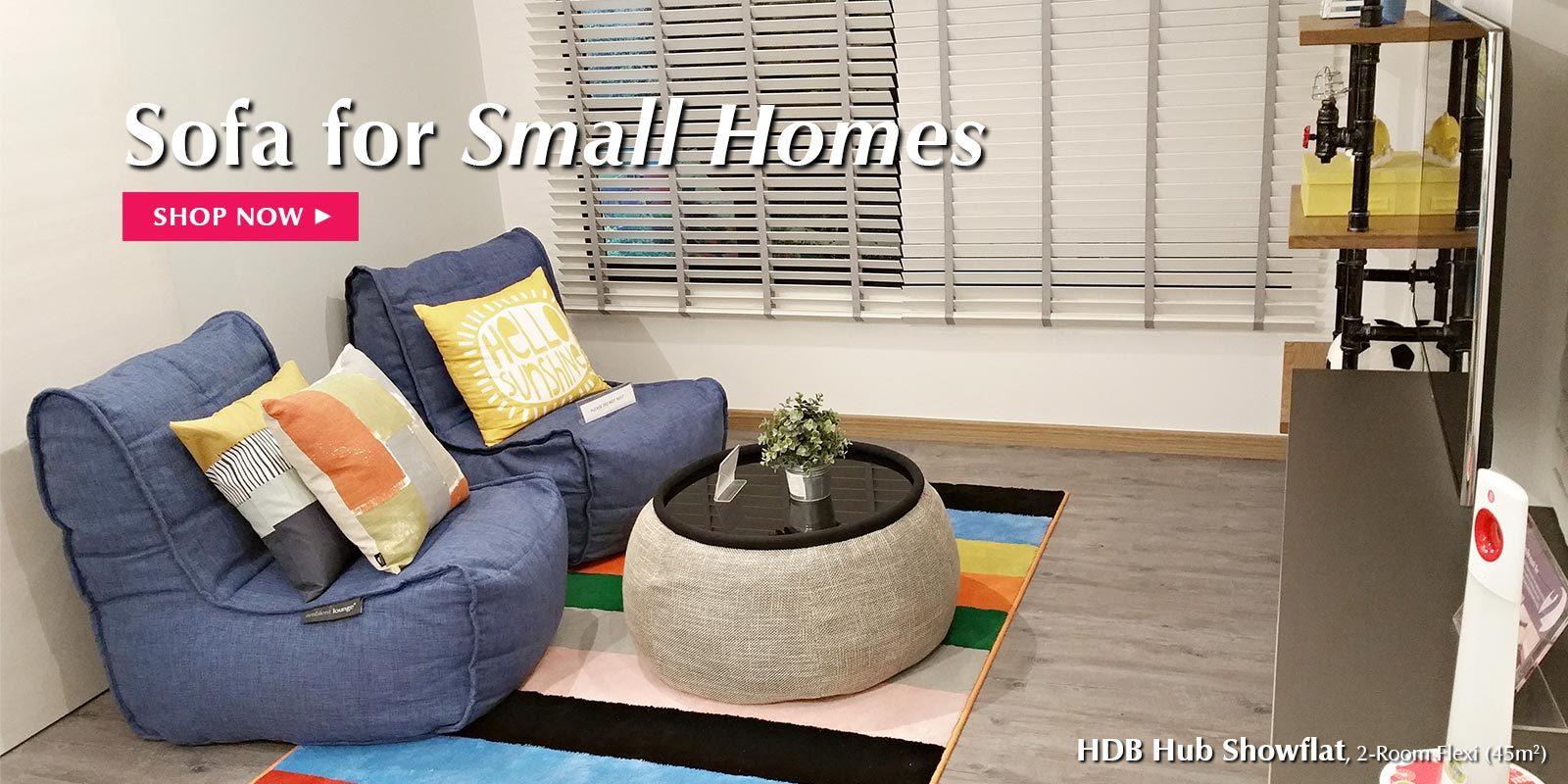 Shop Ambient Lounge bean bag sofa sale!