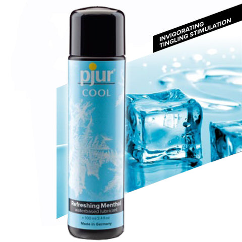 Your Definitive Guide to Personal Lubricants Pjur Cool 100ml Lubricant Display