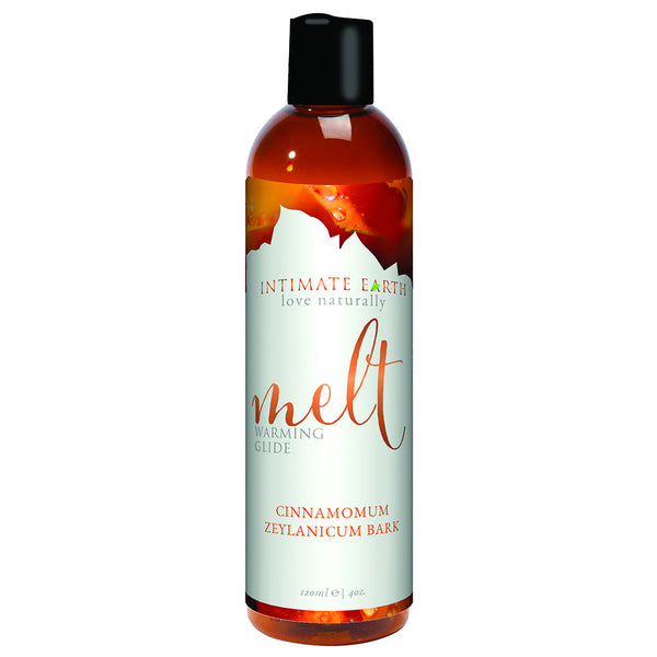 Intimate Earth Melt Warming Glide Water Based Lube 120ml
