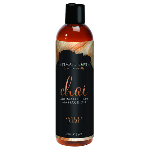 Intimate Earth Chai Massage Oil 120ml