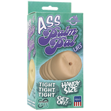Doc Johnson Palm Pal Natural UR3 Masturbator Ass Flesh- VAT