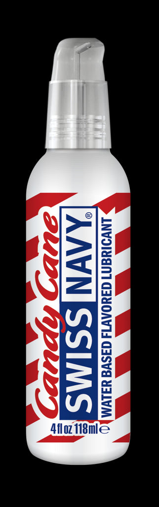 Swiss Navy Water Based Lube Flavored 4oz/118ml