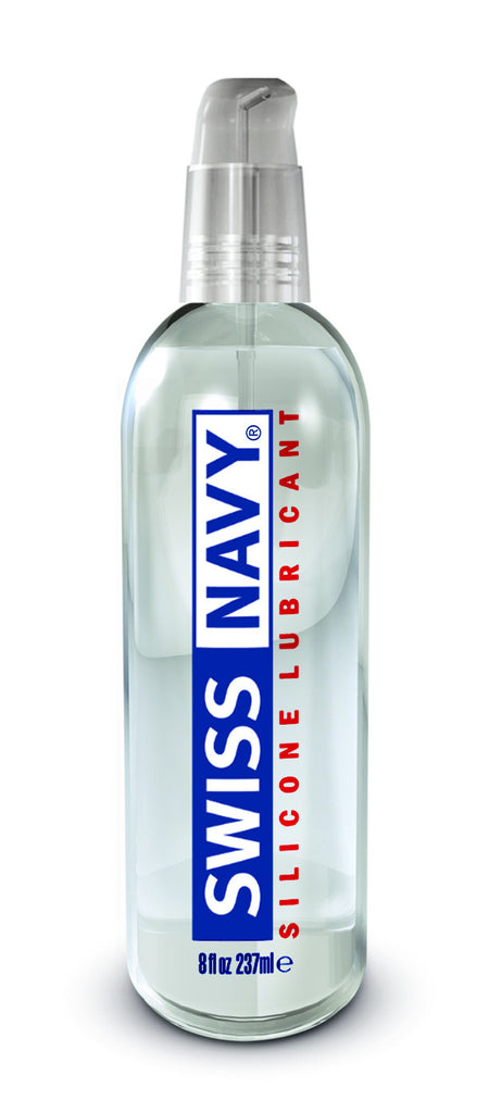 Swiss Navy Silicone Based Lube 8oz/236ml
