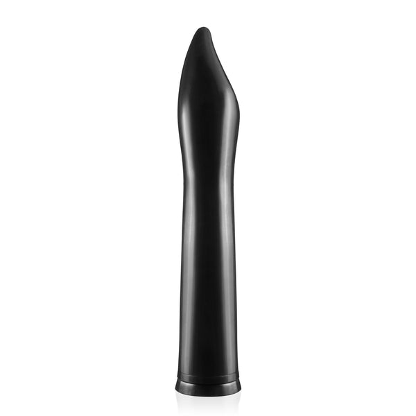 Si Novelties Ignite BMF Exxtreme Goose w/Suction Big Dildo Black VAT1