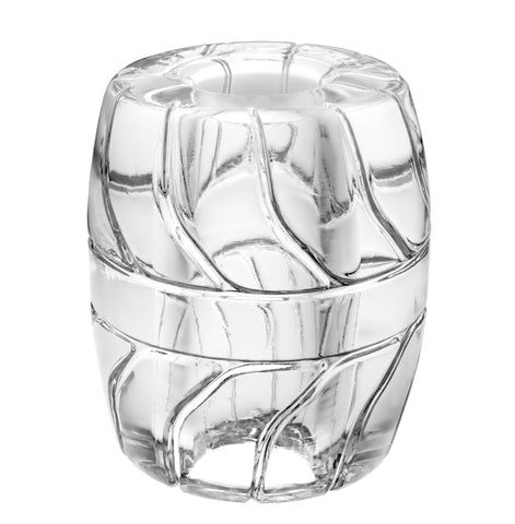PerfectFit Ball Stretcher 2in Cock Ring Ice Clear VAT1
