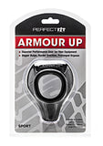 PerfectFit Armour Up Sport Cock Ring Black VAT2