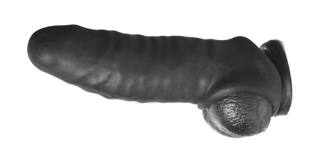 PerfectFit Real Boy Realistic Dildo Kit Black VAT1