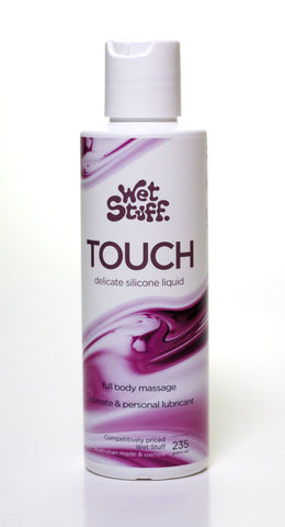 Wet Stuff Touch Water Based Lube 235g