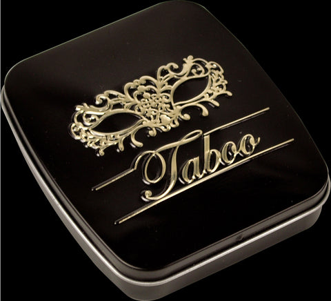 Taboo Intimacy Couples Kit  VAT1