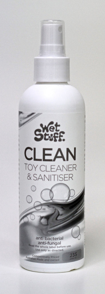 Wet Stuff Toy Cleaner Spray Mist