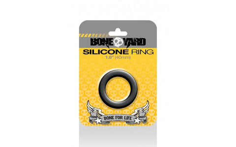 Boneyard Silicone Cock Ring 40mm