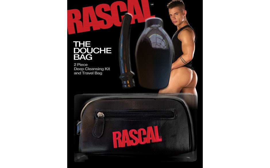 Rascal The Douche Bag Anal Douche VAT1