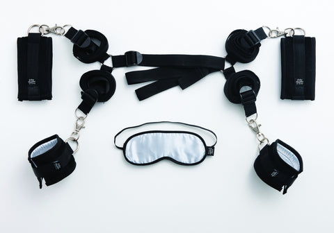Fifty Shades of Grey Hard Limit Bondage Kit