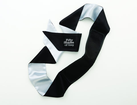 Fifty Shades of Grey Satin Deluxe Blindfold