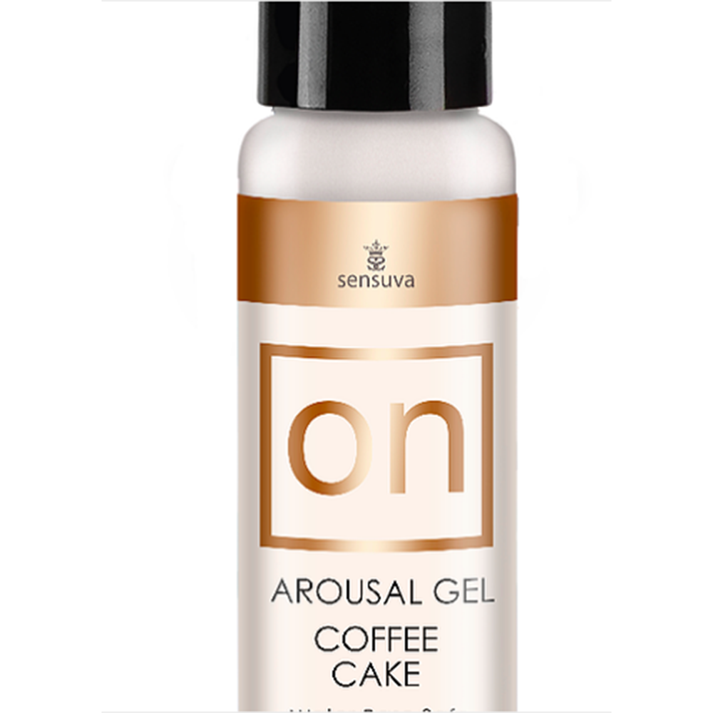 Sensuva On for Her Arousal Gel 1oz Sexual Stimulant coffee