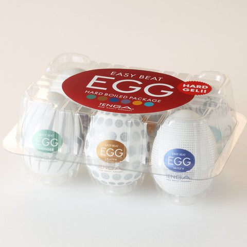Tenga- Egg Variety Pack New Season Half Dozen - VAT