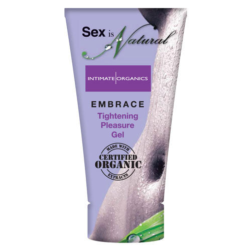 Intimate Organics- Embrace Tightening Gel 30ml/ 2ml - VAT - 2