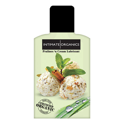 Intimate Organics- Pralines And Cream Lubricant 120ml/ 4ml - VAT - 2