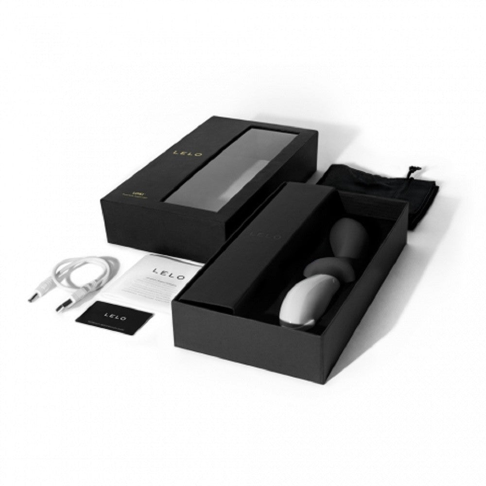 Lelo- Loki World's Strongest Prostate Massager! Black in Package Box -VAT