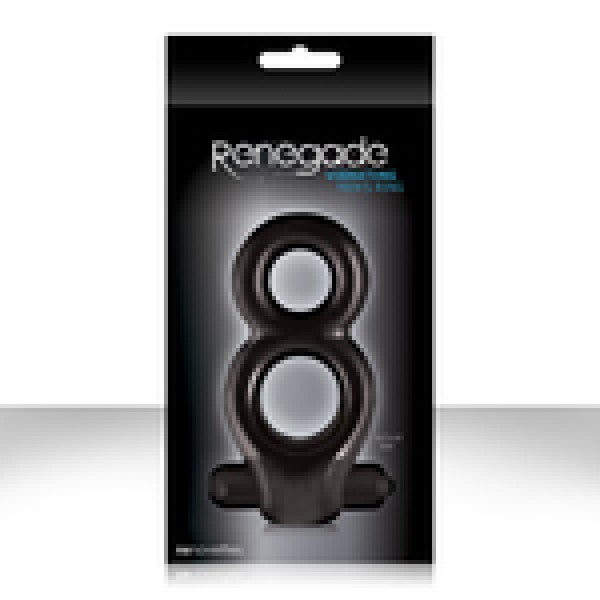 Ns Novelties Renegade - Vibrating Men's Ring- VAT5