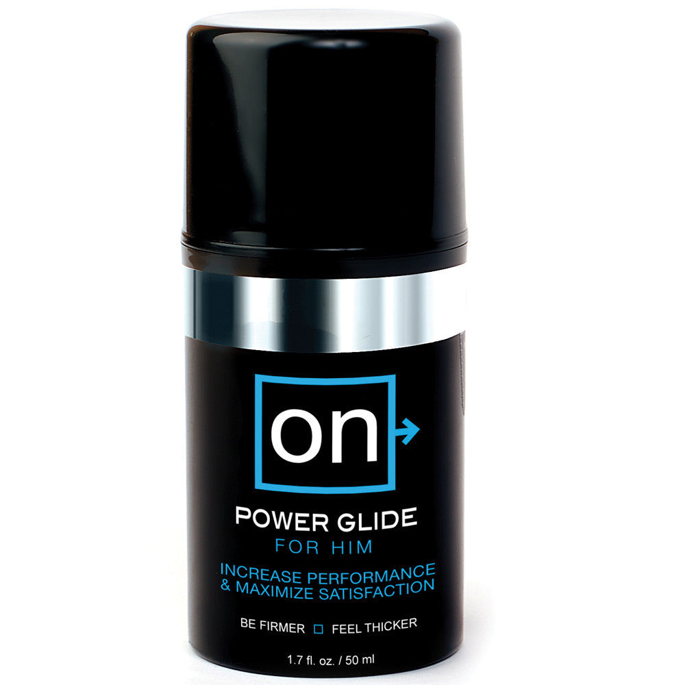 Sensuva- On Power Glide For Him - VAT - 1