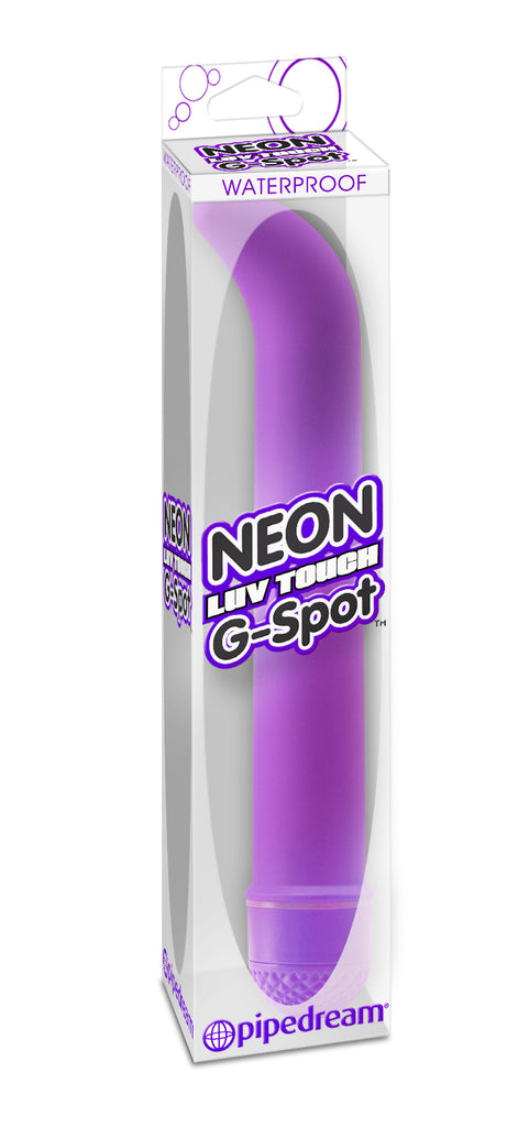 PipeDream Neon Luv Touch G Spot- VAT7
