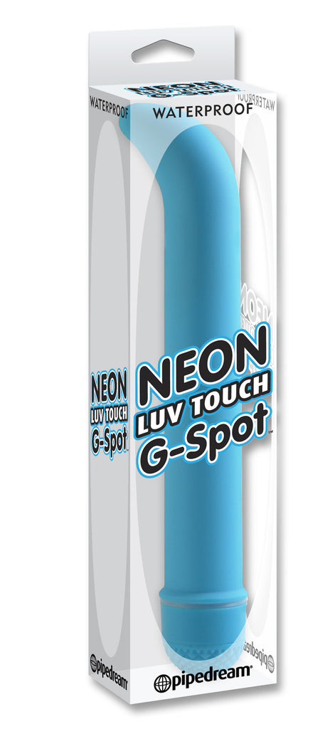 PipeDream Neon Luv Touch G Spot- VAT5